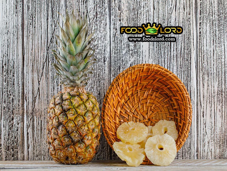 فودلرد- محصولات- آناناس خشک اسلایس