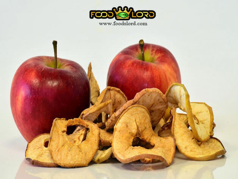 فودلرد- محصولات-سیب قرمز اسلایس - سیب خشک