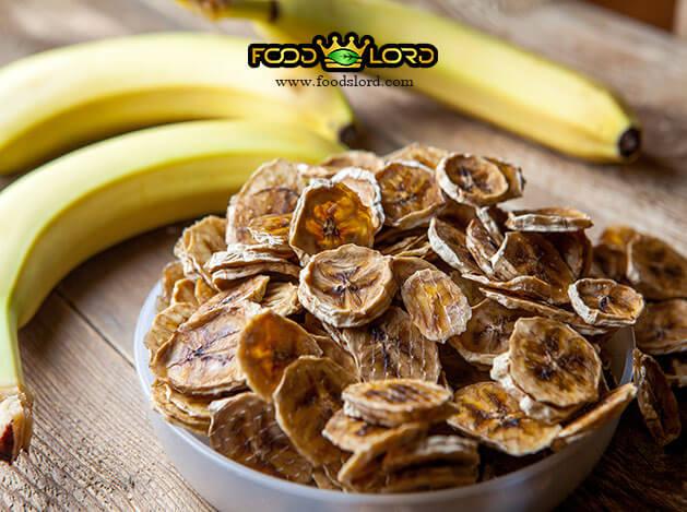 foodslord.com-Dried Banana slice