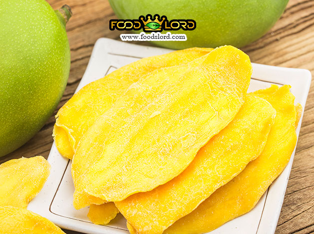 foodslord.com-Dried Mango slice