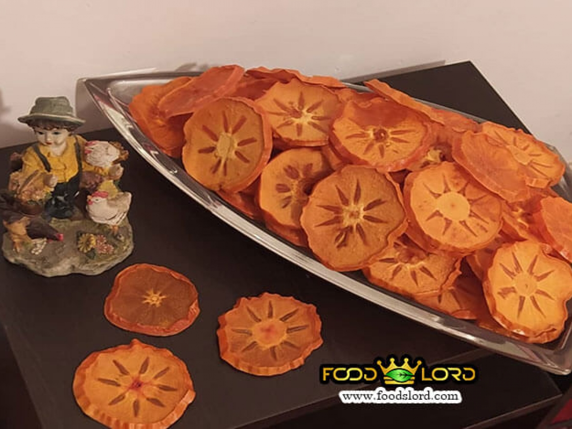 foodslord.com-Dried Persimmon Slice
