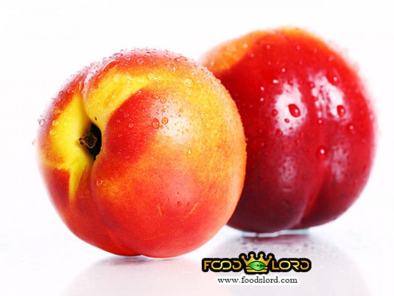 foodslord.com- fresh fruits- Nectarines