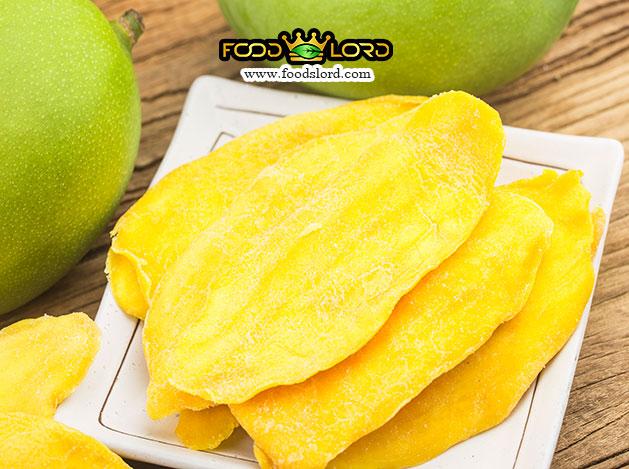 foodslord.com - Сухофрукт - Сушеное манго