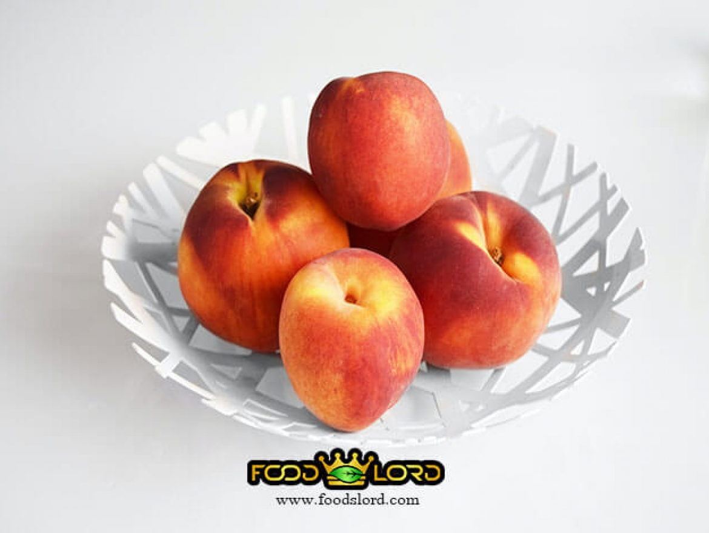 foodslord.com- fresh fruits- fresh peach