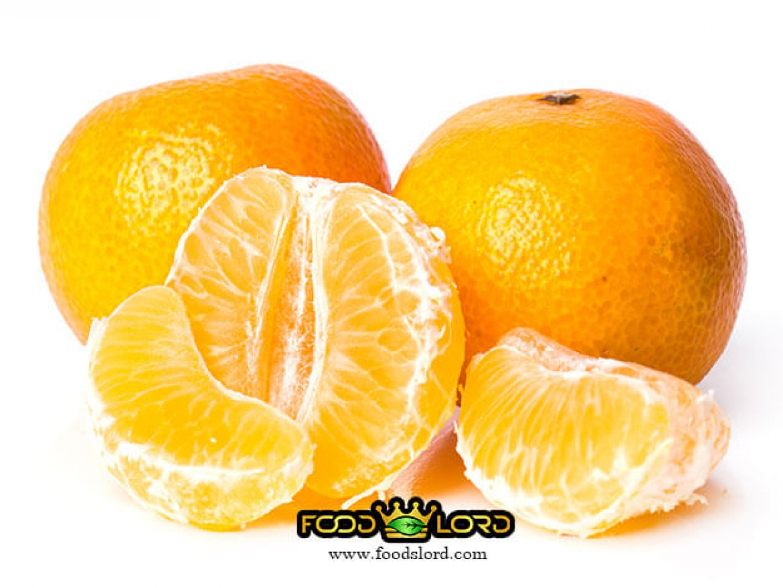foodslord.com- fresh fruits- Tangerine