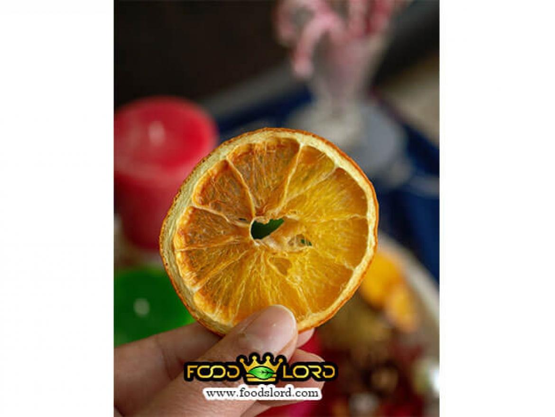Dried Tangerine Slice with Skin