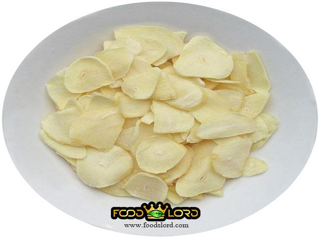 foodslord.com-Dried Garlic Slice