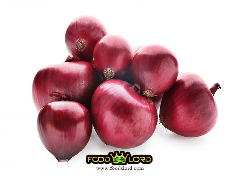 foodslord.com- fresh- red onion