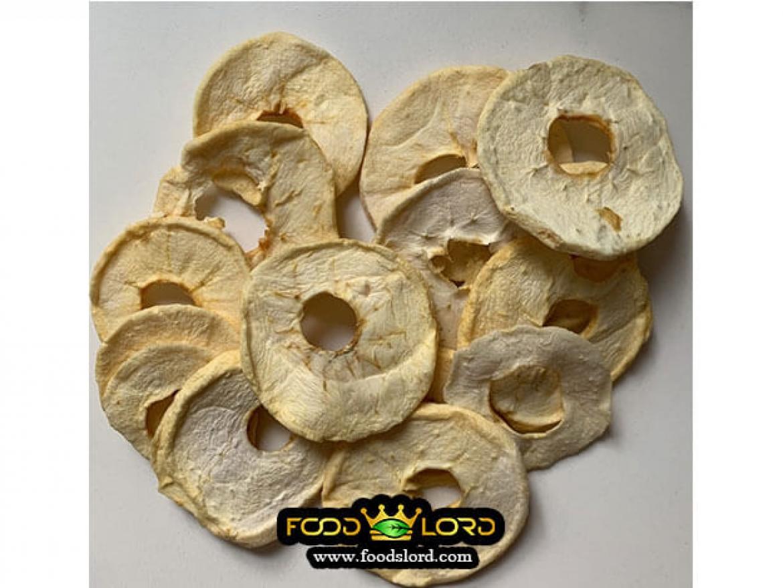 foodslord.com - Dried Yellow Apple Slice