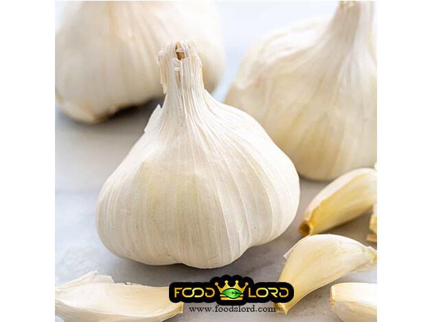 foodslord.com- fresh fruits- Garlic