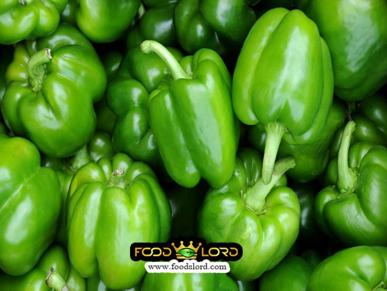 foodslord.com - Green Bell Pepper