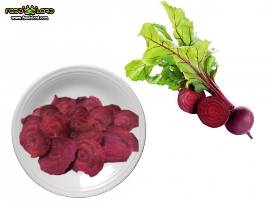 Foodslord.com - dried Red Beetroot