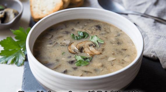 foodslord.com---Vegan-Mushroom-Soup-with-Dried-Vegetables