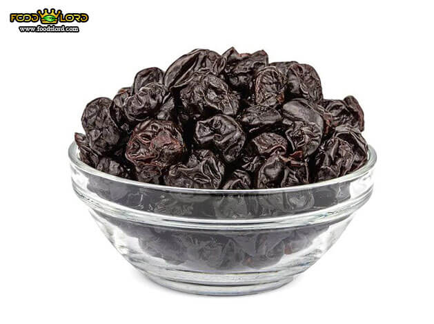 foodslord.com---dried sour cherries with pit