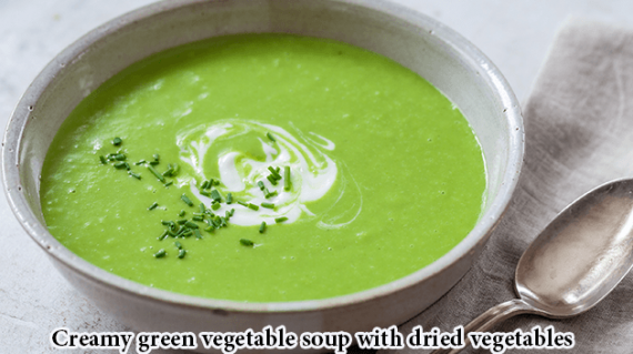 foodslord.com---Creamy-green-vegetable-soup-with-dried-vegetables