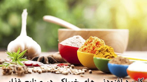foodslord.com---کاربرد-افزودنی-های-خوراکی-در-صنایع-غذایی