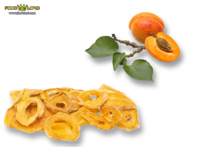 foodslord.com - Dried apricot slice