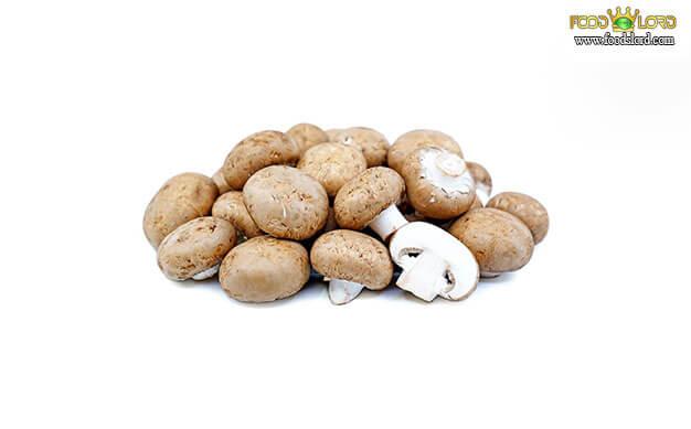 foodslord.com---Cremini-mushrooms - history - types