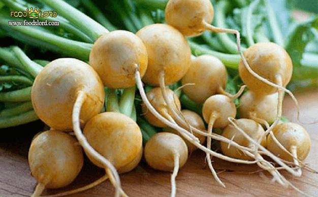 foodslord.com---Gold-Ball-Turnip - History types