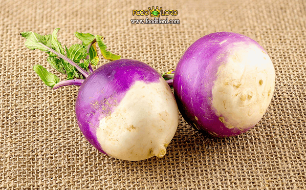 foodslord.com---شلغم Purple-Top White Globe